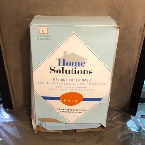 Home Solutions Filter Bags